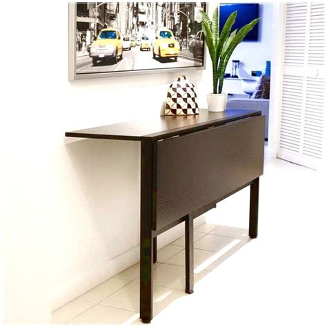 collapsible kitchen table ikea excellent foldable kitchen table smart ikea folding ideas