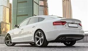 Audi A5 Sportback Business Line : audi a5 sportback s line rs5 look spoiler 2009 2015 ebay ~ Gottalentnigeria.com Avis de Voitures
