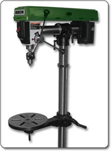 Floor Standing Radial Drill Press by Rikon 30 251 Floor Radial Drill Press Power Stationary