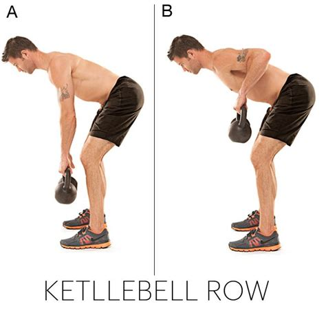 kettlebell workout change body exercises shape abs row exercise workouts josh bent equinox program master ab kettle stolz kettlebells muscle