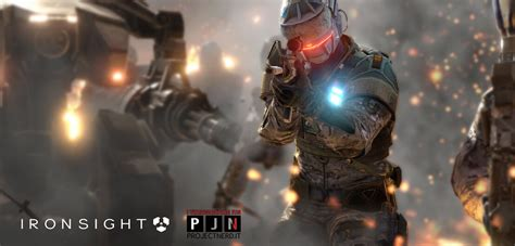 Ironsight preview - ProjectNerd.it