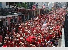 Red Dress Run Experience New Orleans!