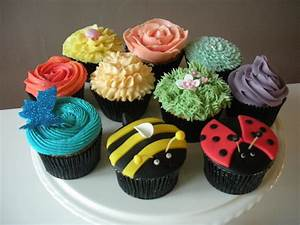 Beautiful Cupcake Decorating The Latest Home Decor Ideas
