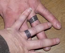 wedding ring tattoos designs bridal wears - Wedding Rings Tattoos