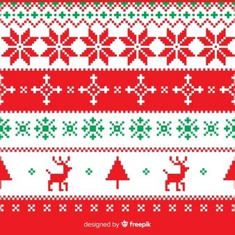 Christmas sweater pattern | svg cut file by svg cuttables. Knitting Vectors, Photos and PSD files | Free Download