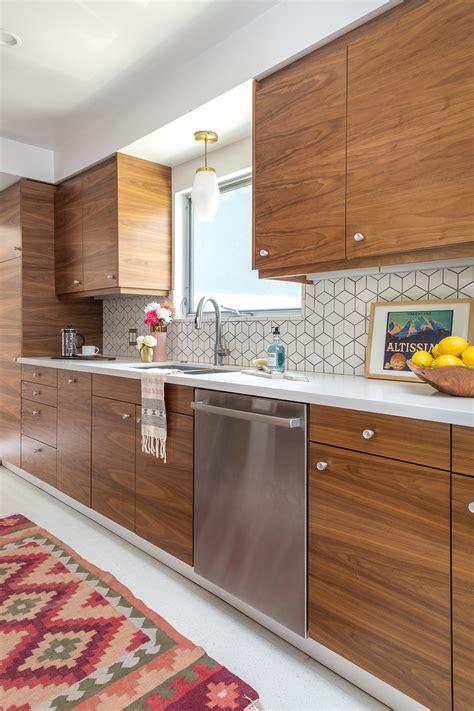 mid century modern kitchen renovation avs home kitchen