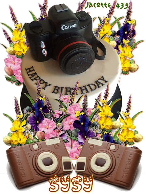 image anniversaire photographe