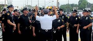 Report: Cleveland Police Ordered to Stand Down During RNC ...