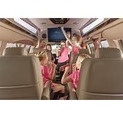 9 Passenger Chevy/GMC Conversion Vans  By Explorer Van