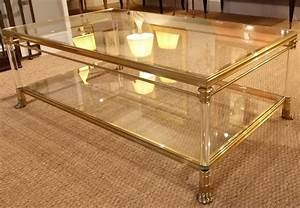 furniture coffee table a good creation two tier glass With 2 tier glass coffee table