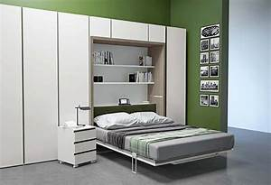ima murphy bed table combo clever it With armadi con letto a scomparsa