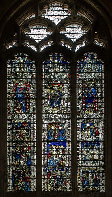 stained glass window nx york minster  julian p guffogg