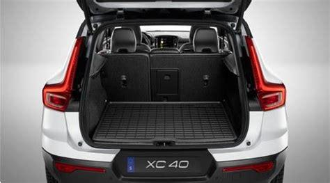 volvo xc plastic luggage compartment mat cars