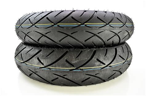 Metzeler Me888 Marathon Ultra Front & Rear Tire Set Mt90b