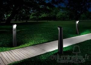 luminaire exterieur allee eclairage exterieur With eclairage allee de jardin 17 lampadaire exterieur design eclairage exterieur