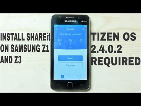 acl for tizen upgrade apktodownload