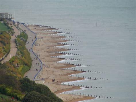 western parade beach eastbourne east sussex uk beach