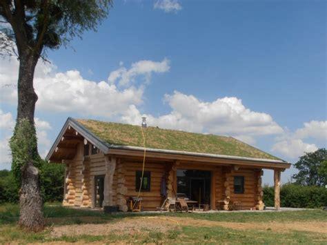 maison en bois auvergne n 233 ologis construction fuste maison bois brut poteau poutre