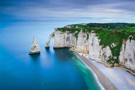 la musique de chambre poster falaise d 39 etretat photo d 39 un paysage de la mer