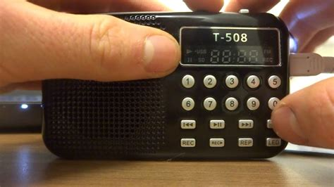 Shad bandari mp 3 : T508 - Portable FM Radio/MP3 Player Review - YouTube