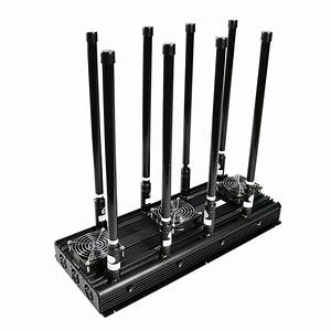 8 Bands High Power Cell Phone Signal Isolator 3g 4g Wifi