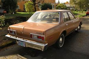 Old Parked Cars   1979 Plymouth Volare