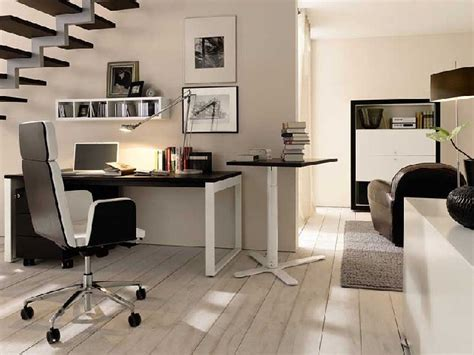 modern bureau how to get a modern home office interior design