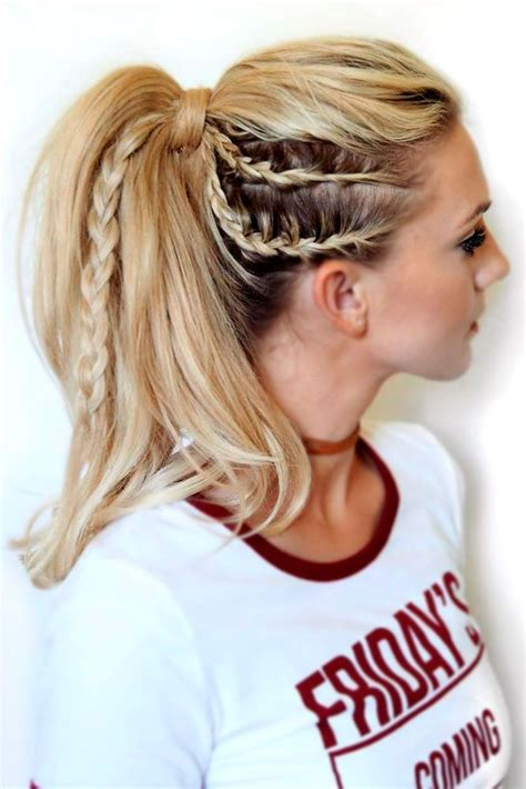 Cool Easy Ponytail Hairstyles by 70 Different Ponytail Hairstyles To Fit All Moods And