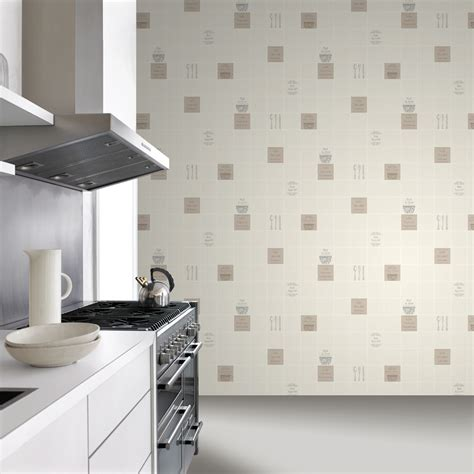 rasch tile pattern cafe coffee cake restaurant kitchen