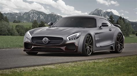 2018 Mansory Mercedes Amg Gt S Wallpaper Hd Car Wallpapers