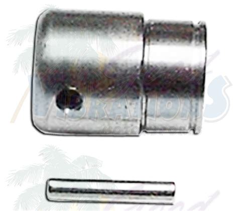 enderle fuel injection  hex shaft coupler