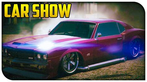 Muscle Car Showcase! (stream Highlights