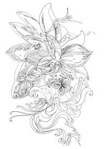 Beautiful Flower Drawings Sketch
