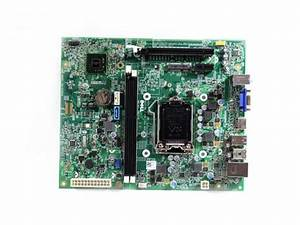 Dell Inspiron 530 Motherboard Manual