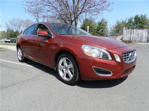 Volvo Dealers Massachusetts by Buy Used Volvo S60 R Silver In Marlborough