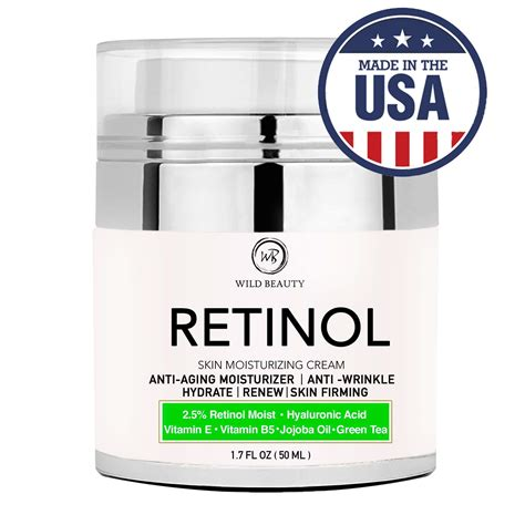 Amazon.com: NEW 2018 Retinol serum 2.5% - BEST Face Serum