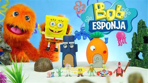 Play Doh Plancton Bob Esponja Squarepants Imaginext juego