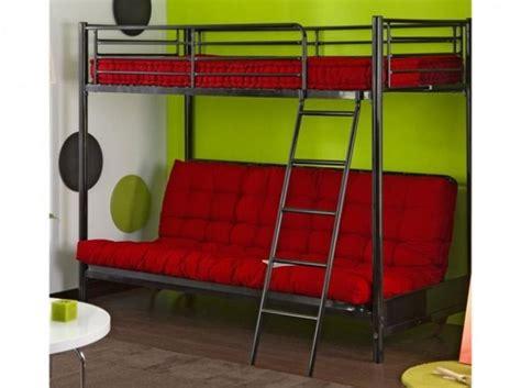 lit superpos avec canap canapé lit superposé ikea royal sofa idée de canapé et
