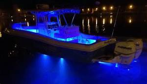 Why Marine Underwater Led Lights For Boats At Night