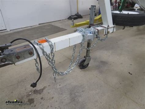 safety chain with links 72 quot 5 000 lbs tow ready safety chains and cables tr63035