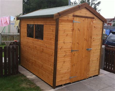 Garden Shed Sales Uk garden sheds for sale free fitting and delivery