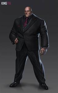 Kingpin (Wilson Fisk) from Spider-Man (PS4) | Character ...