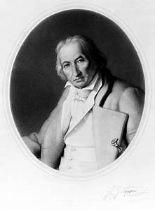 Joseph Marie Jacquard, French inventor of the Jacquard ...