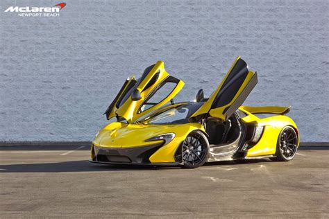 mclaren p  acid yellow