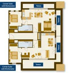 room floor plans hotel room floor plans floor plan and possible combinations hotel room plan