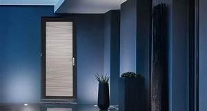 Renforcer Porte D Entrée : porte d entr e alu couleurs et hautes performances ~ Premium-room.com Idées de Décoration
