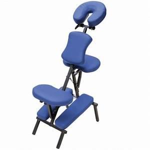 Siege De Massage : chaise de massage pliable hauteur r glable ~ Teatrodelosmanantiales.com Idées de Décoration