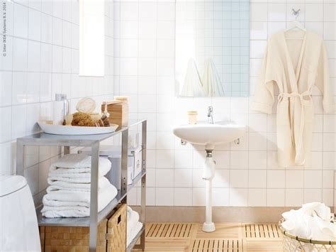 Bathroom Inspiration From Ikea