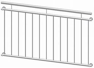 franzosischer balkon quotlyonquot edelstahl online kaufen With französischer balkon mit gartenzaun metall günstig kaufen