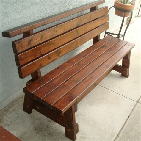 wooden garden bench plans  guys   lot    plans bench  easy  build